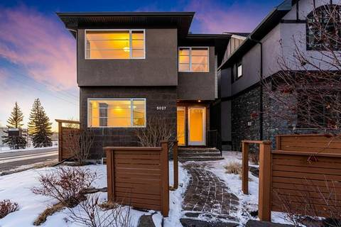 House for sale at 5027 21a St Southwest Calgary Alberta - MLS: C4287431