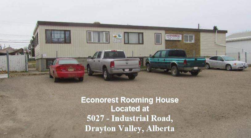 Townhouse for sale at 5027 Industrial Rd Sw Drayton Valley Alberta - MLS: E4165859