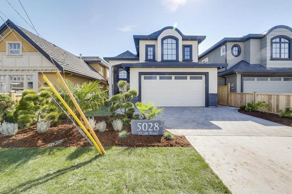Sold: 5028 Maple Road, Richmond, BC