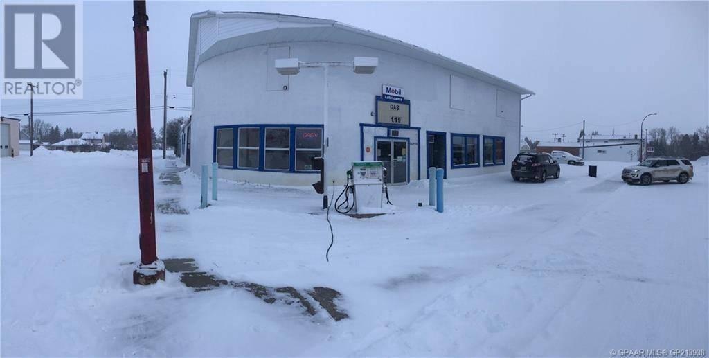 Residential property for sale at 5029 51 Street Crescent Berwyn Alberta - MLS: GP213938