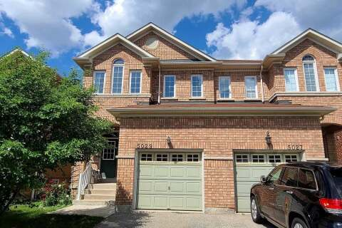 Townhouse for rent at 5029 Perrenial Dr Mississauga Ontario - MLS: W4823694