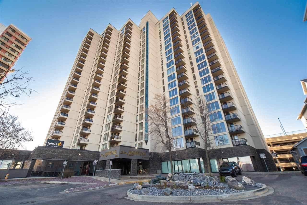 Condo for sale at 10149 Saskatchewan Dr Nw Unit 503 Edmonton Alberta - MLS: E4176829
