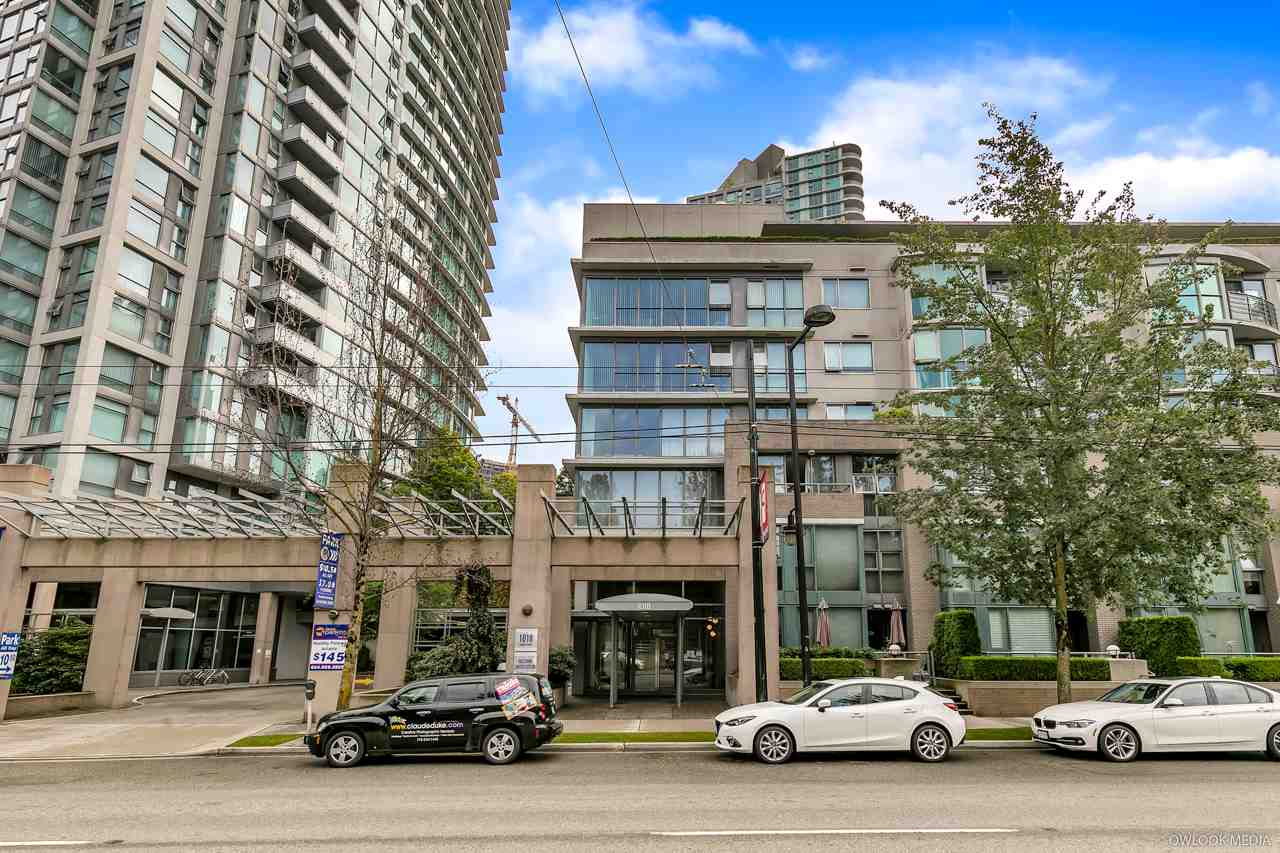 Buliding: 1018 Cambie Street, Vancouver, BC