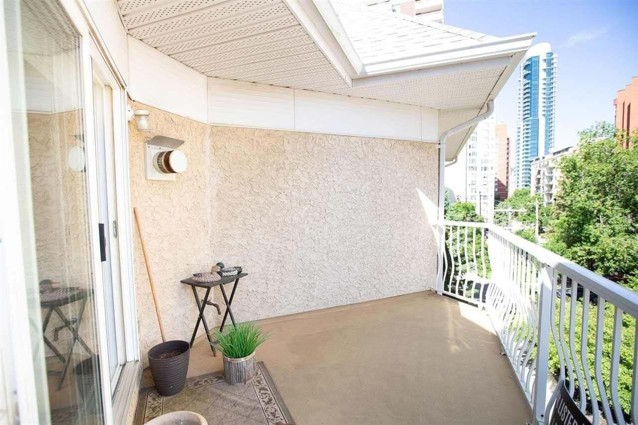 Condo for sale at 11716 100 Av NW Unit 503 Edmonton Alberta - MLS: E4203296