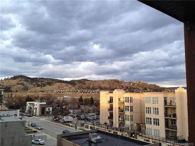 For Sale: 503 - 1350 St Paul Street, Kelowna, BC | 1 Bed, 1 Bath Condo for $329,000. See 5 photos!