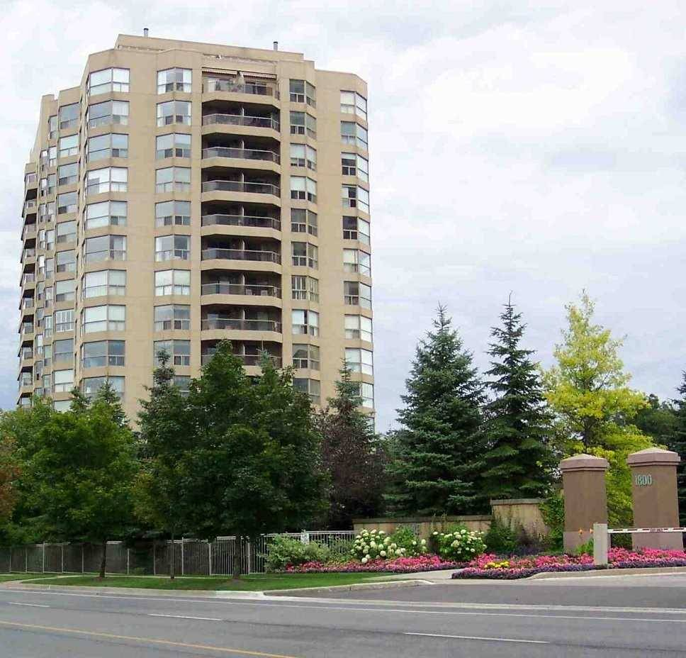 Buliding: 1800 The Collegeway Way, Mississauga, ON