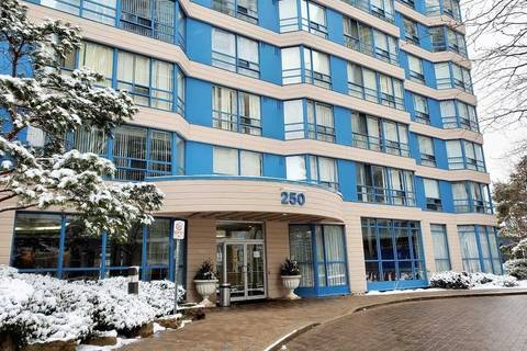 Apartment for rent at 250 Webb Dr Unit 503 Mississauga Ontario - MLS: W4703490