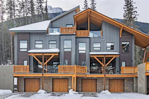 Townhouse for sale at 3000 Stewart Creek Dr Unit 503 Canmore Alberta - MLS: C4285697