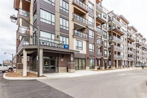 Condo for sale at 40 Esplanade Ln Unit 503 Grimsby Ontario - MLS: H4050818