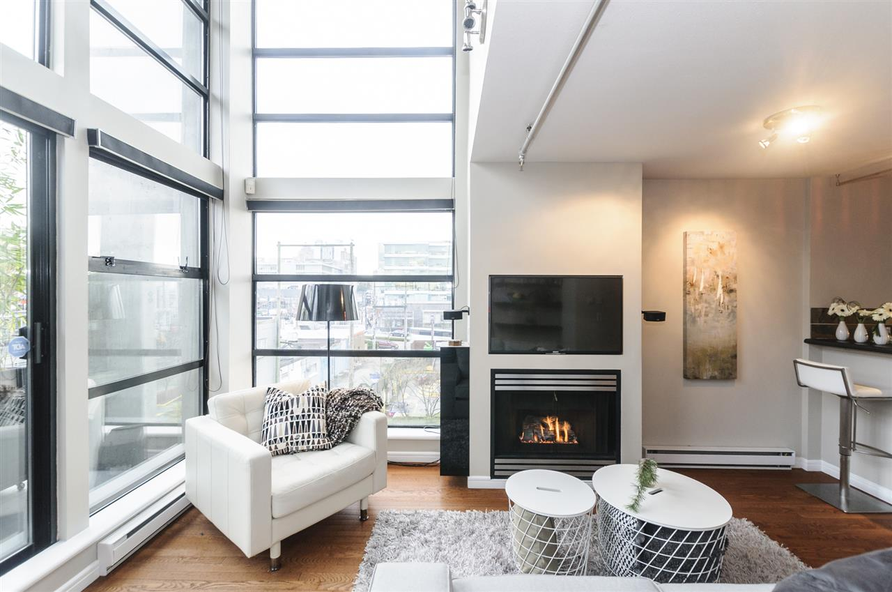 Sold: 503 - 428 W 8th Avenue, Vancouver, BC