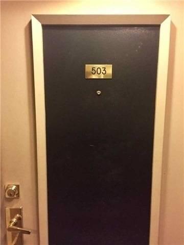 Apartment for rent at 909 Bay St Unit 503 Toronto Ontario - MLS: C4552703