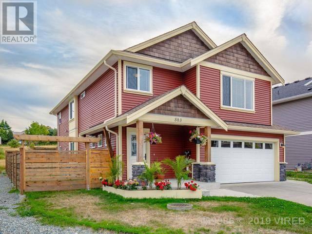 House for sale at 503 Armishaw Rd Nanaimo British Columbia - MLS: 459986