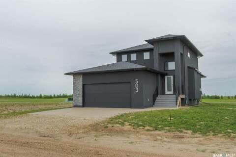 House for sale at 503 Bentika St Bethune Saskatchewan - MLS: SK813454