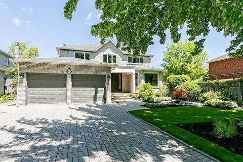 House for sale at 503 Blenheim Cres Oakville Ontario - MLS: W4472307