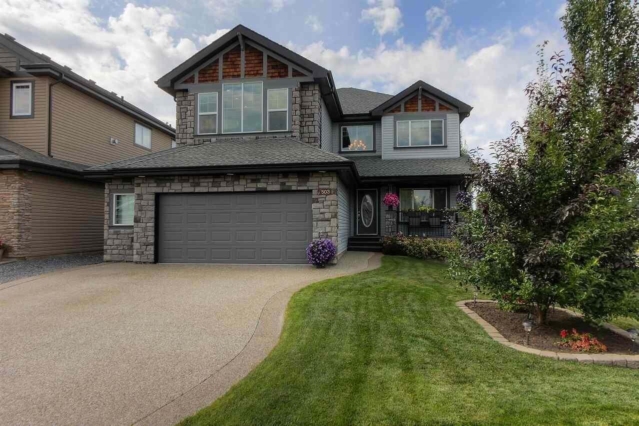 House for sale at 503 Callaghan Pt SW Edmonton Alberta - MLS: E4200815