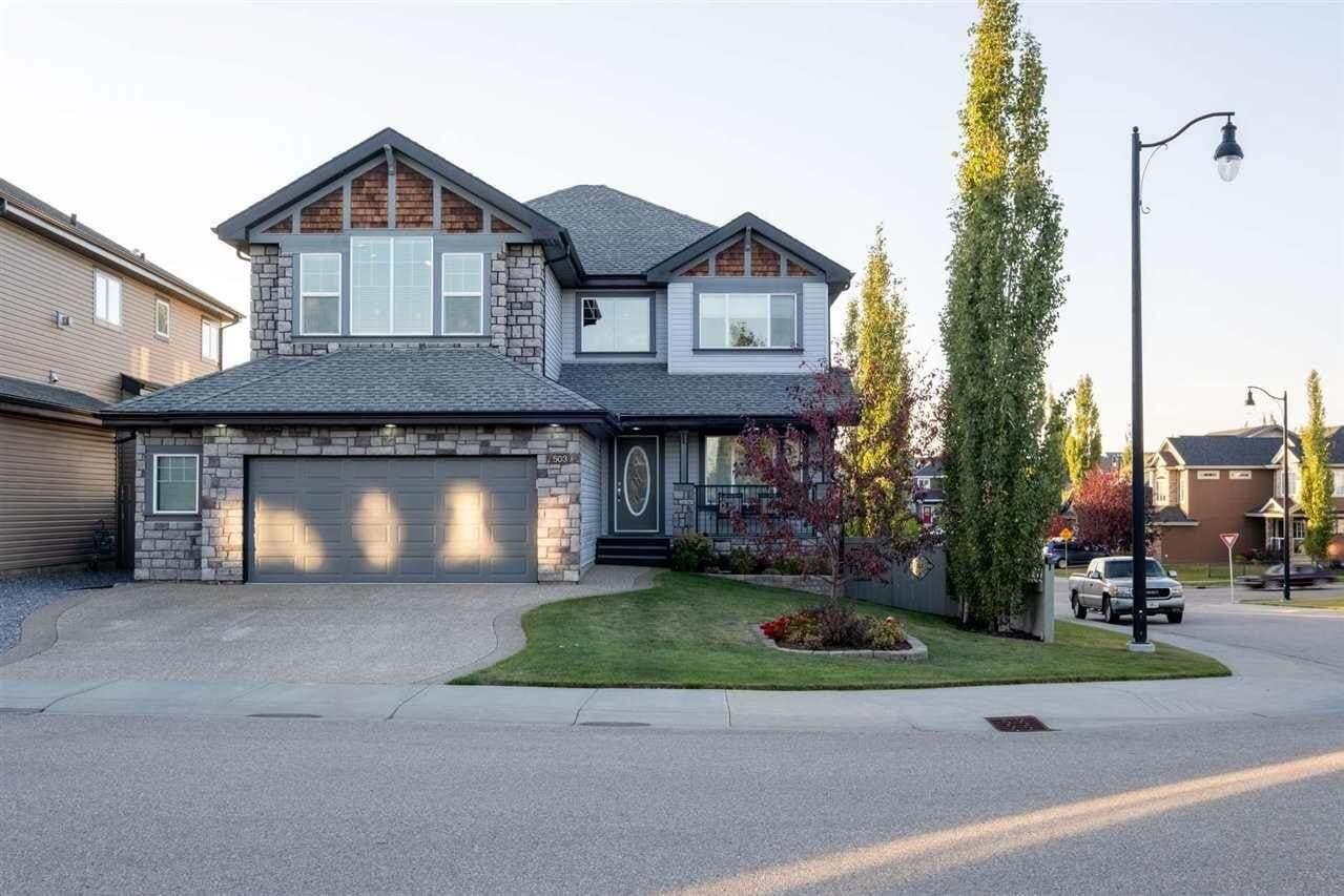 House for sale at 503 Callaghan Pt SW Edmonton Alberta - MLS: E4215594