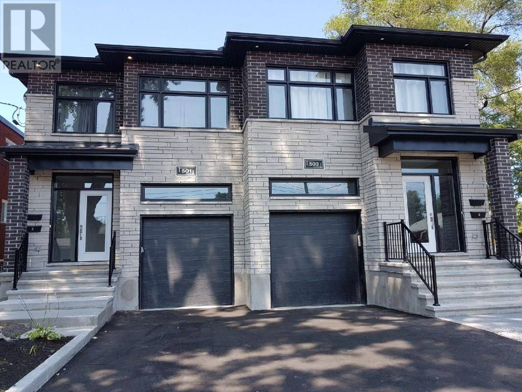 Townhouse for sale at 503 Cote St Ottawa Ontario - MLS: 1173754