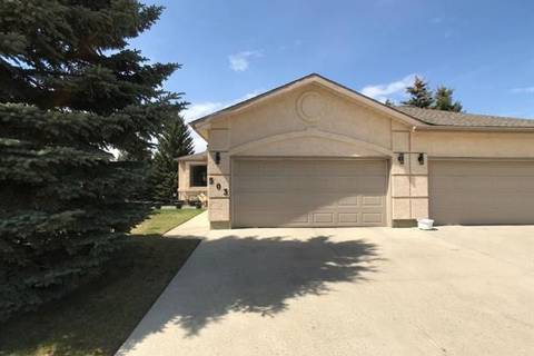 Townhouse for sale at 503 High View Pk Northwest High River Alberta - MLS: C4245688