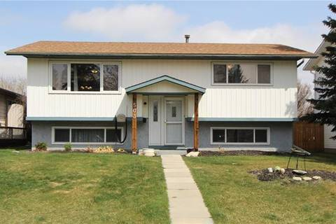 House for sale at 503 Queen Charlotte Rd Southeast Calgary Alberta - MLS: C4242757