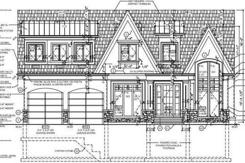 Home for sale at 503 Trillium Dr Oakville Ontario - MLS: W4643629