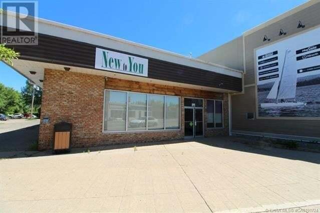 Commercial property for sale at 5031 50 St Sylvan Lake Alberta - MLS: ca0191724