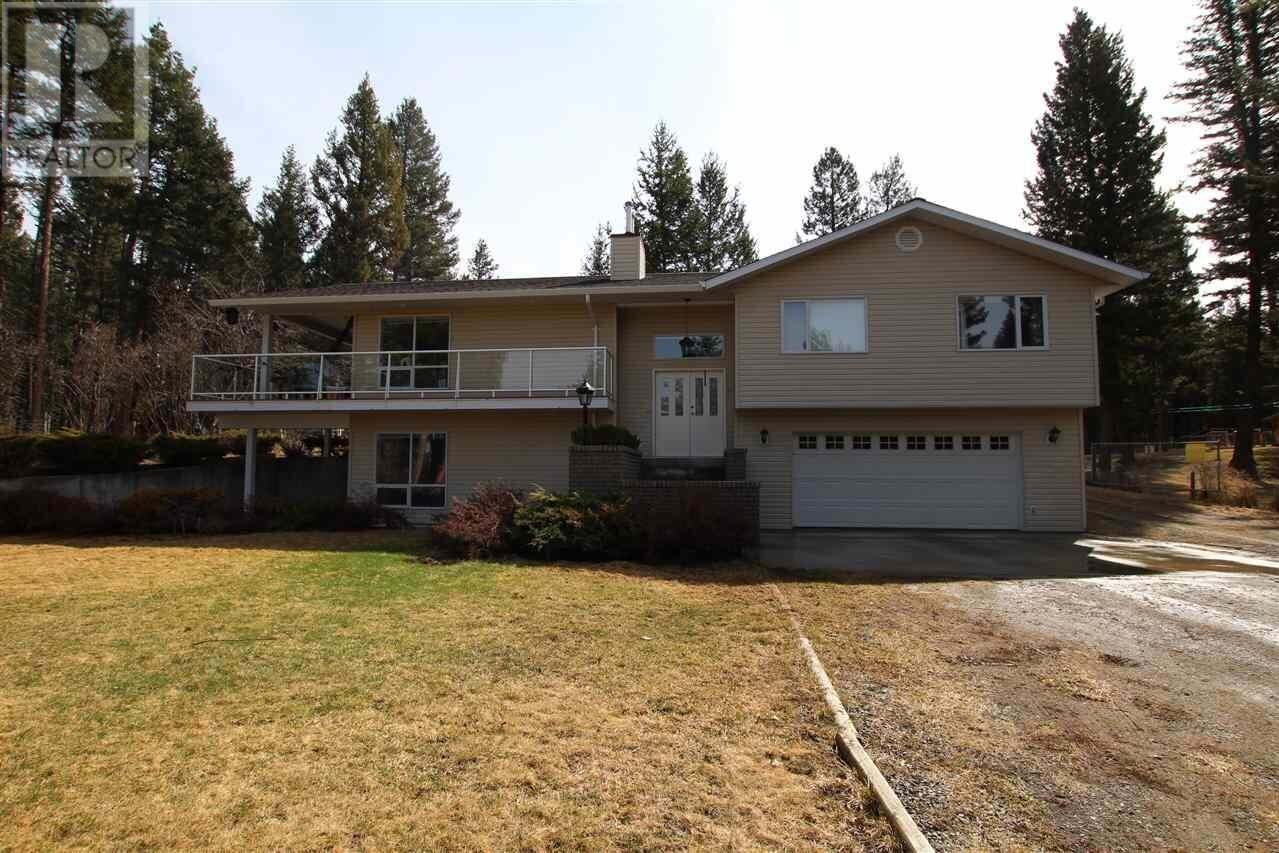 House for sale at 5031 Block Dr 108 Mile Ranch British Columbia - MLS: R2437010