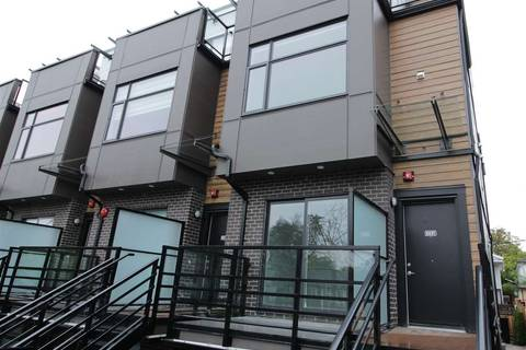 Townhouse for sale at 5031 Chambers St Vancouver British Columbia - MLS: R2407810