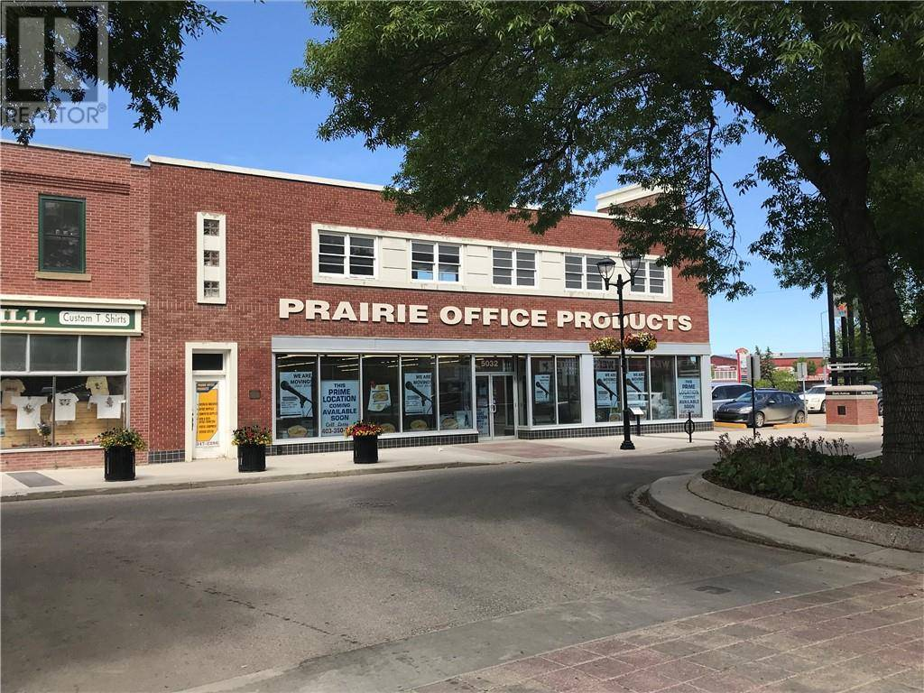 Commercial property for lease at 5032 50 Ave Red Deer Alberta - MLS: ca0186586
