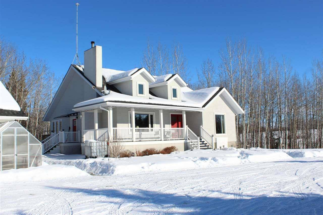House for sale at 50322 Range Rd Rural Brazeau County Alberta - MLS: E4184116