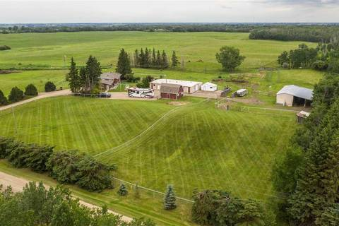 House for sale at 50336 Rge Rd Rural Leduc County Alberta - MLS: E4162005