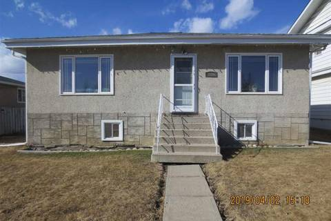 House for sale at 5034 11 Ave Edson Alberta - MLS: E4150200
