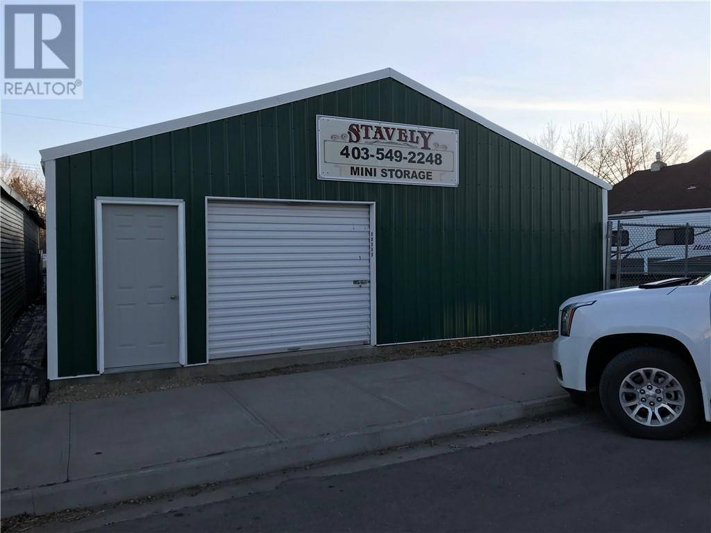 Commercial property for sale at 5035 50 Ave Stavely Alberta - MLS: ld0190862