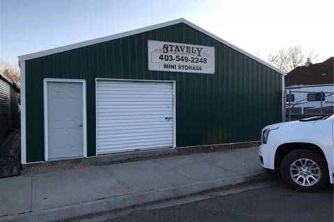 Commercial property for sale at 5035 50 Ave Stavely Alberta - MLS: LD0123071