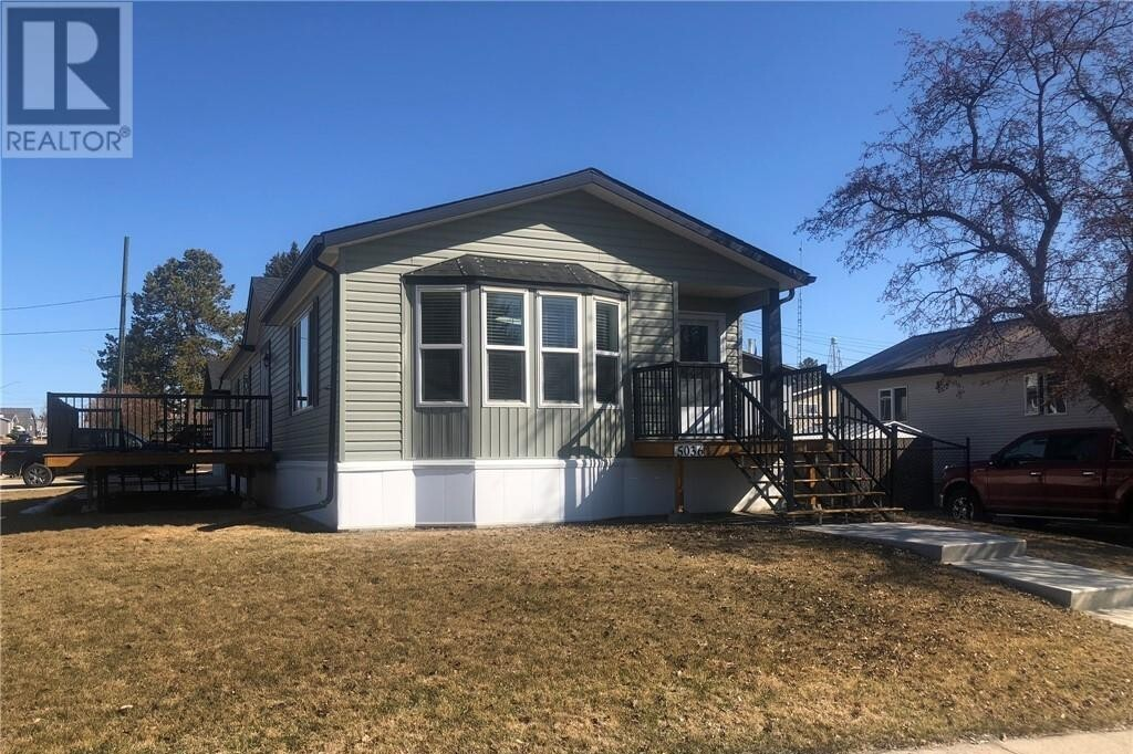 Home for sale at 5036 50 Ave Eckville Alberta - MLS: ca0192447