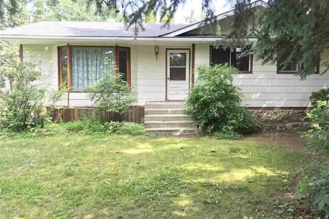 House for sale at 5037 48 Ave Bon Accord Alberta - MLS: E4144697