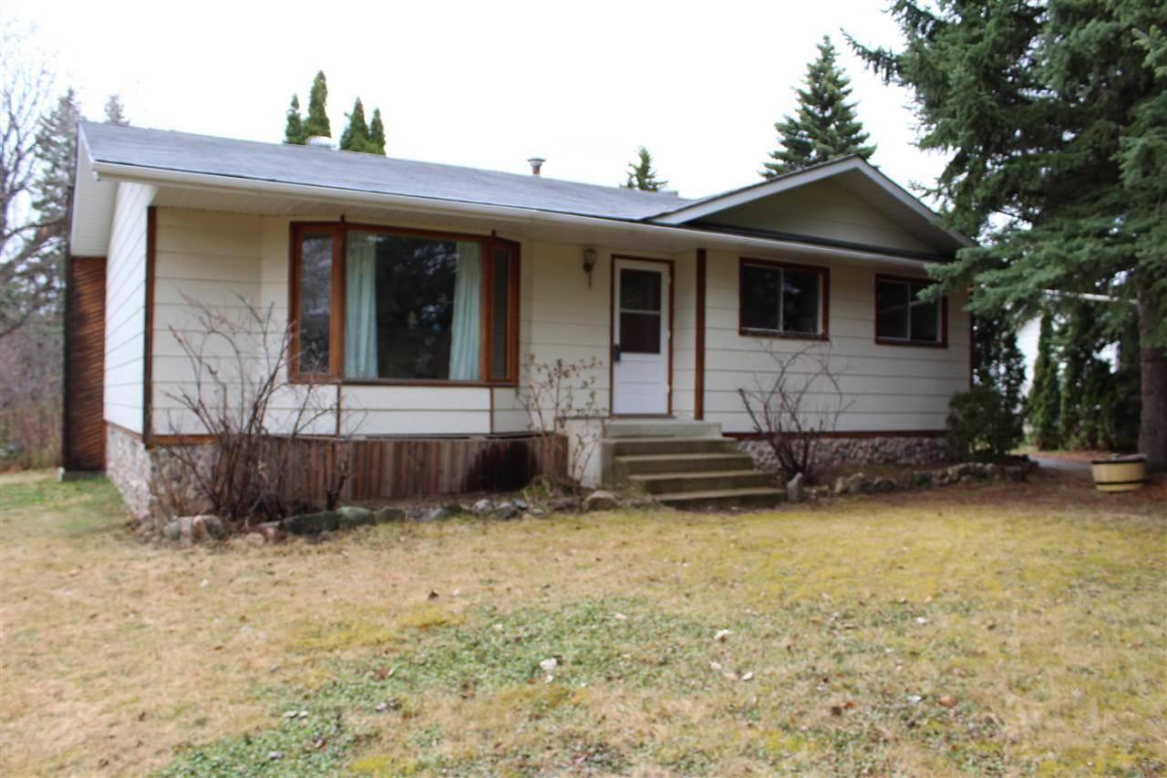 House for sale at 5037 48 Ave Bon Accord Alberta - MLS: E4175675