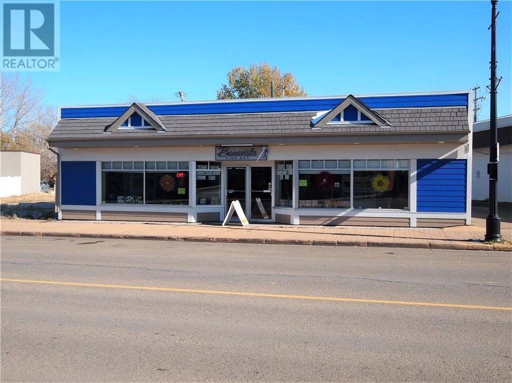 Commercial property for sale at 5037 50 St Sylvan Lake Alberta - MLS: ca0192747