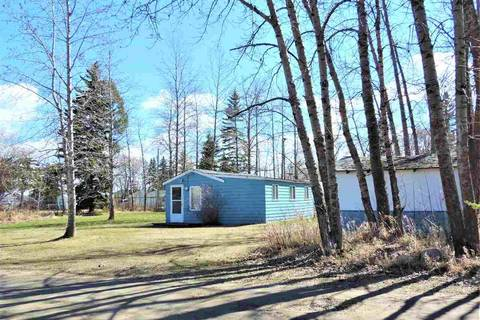 Residential property for sale at 5037 Crestview Dr Rural Lac Ste. Anne County Alberta - MLS: E4156284