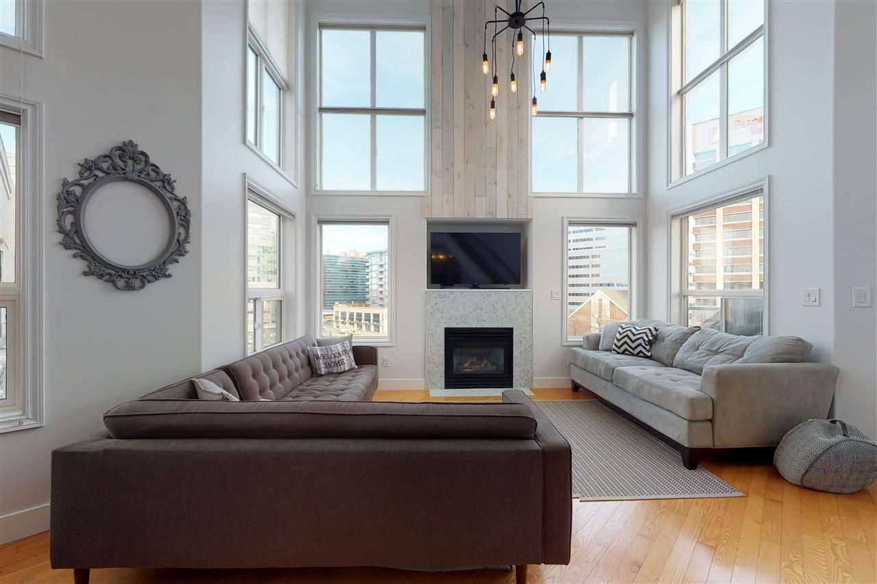 Condo for sale at 10011 110 St Nw Unit 504 Edmonton Alberta - MLS: E4181790