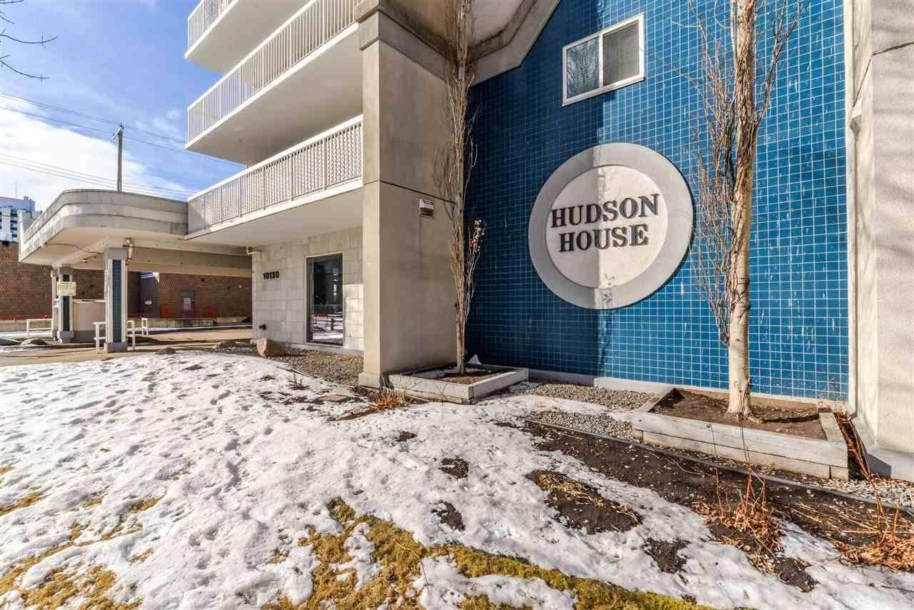 Condo for sale at 10130 114 St Nw Unit 504 Edmonton Alberta - MLS: E4189685