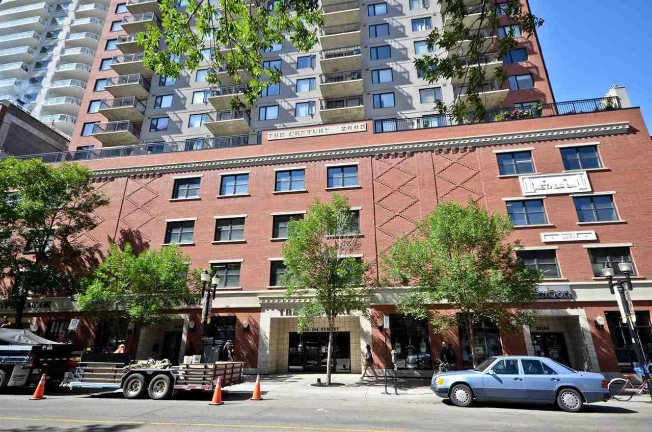 Buliding: 10180 104 Street Northwest, Edmonton, AB