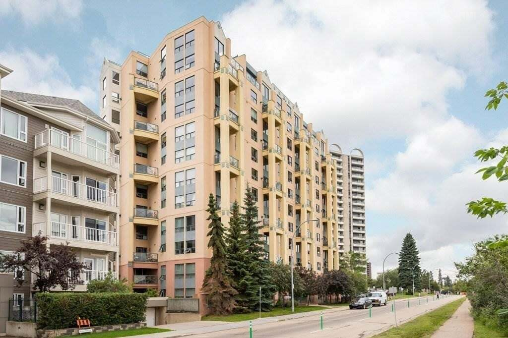 Condo for sale at 10855 Saskatchewan Dr NW Unit 504 Edmonton Alberta - MLS: E4207780