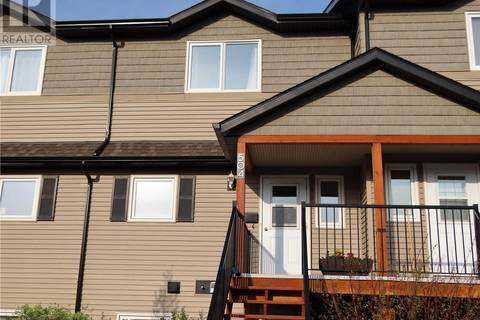 Townhouse for sale at 110 Shillington Cres Unit 504 Saskatoon Saskatchewan - MLS: SK774237