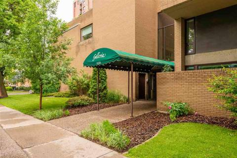Condo for sale at 11220 99 Ave Nw Unit 504 Edmonton Alberta - MLS: E4162973