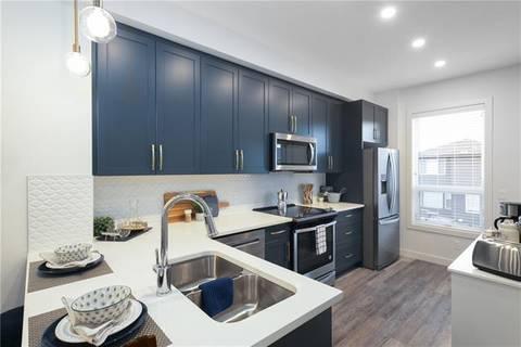 Townhouse for sale at 15 Evanscrest Pk Northwest Unit 504 Calgary Alberta - MLS: C4253785