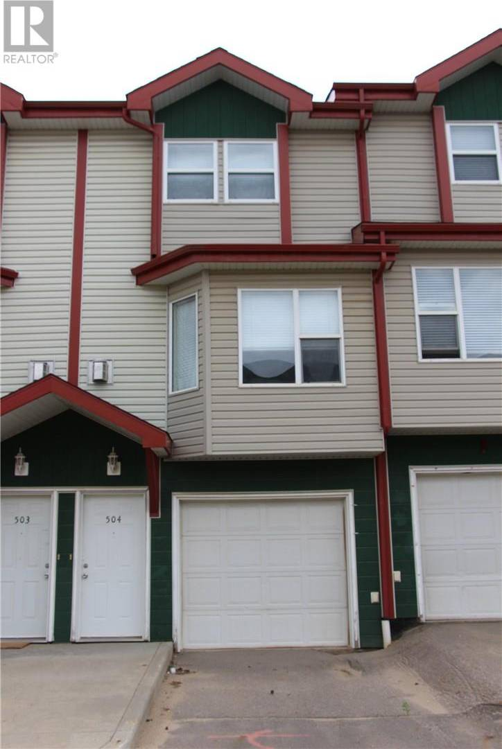 Townhouse for sale at 201 Arabian Dr Unit 504 Fort Mcmurray Alberta - MLS: fm0182692