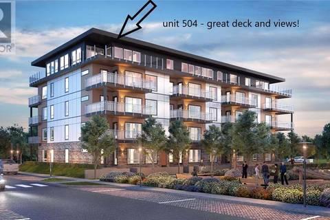 Condo for sale at 2500 Hackett Cres Unit 504 Central Saanich British Columbia - MLS: 408322