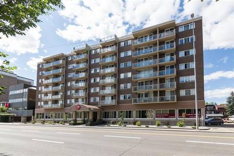 Condo for sale at 429 14 St Northwest Unit 504 Calgary Alberta - MLS: C4279089