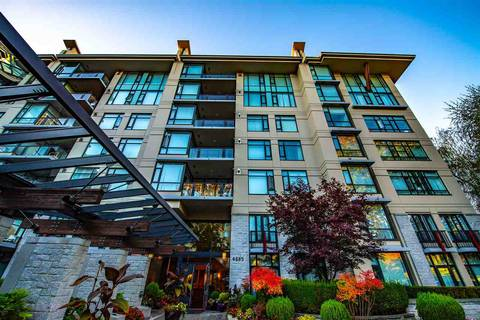Condo for sale at 4685 Valley Dr Unit 504 Vancouver British Columbia - MLS: R2412105