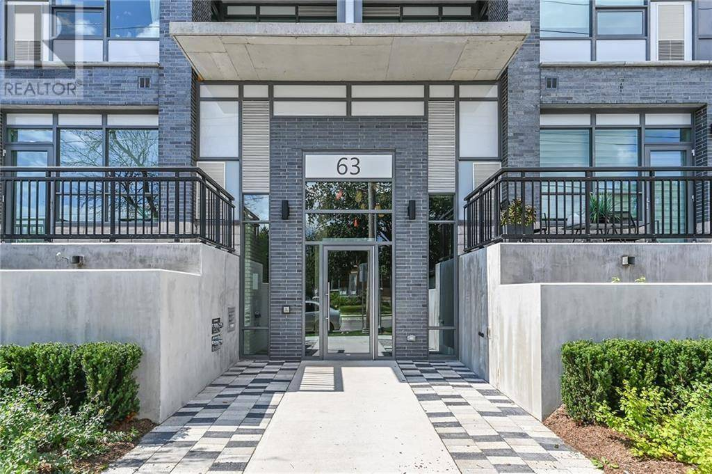 Apartment for rent at 63 Arthur St South Unit 504 Guelph Ontario - MLS: 30793882